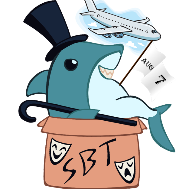 """Shark Box Theatre Company Presents: """"Boeing Boeing"""" by Marc Camoletti Translated by Beverley Cross & Francis Evans"""
