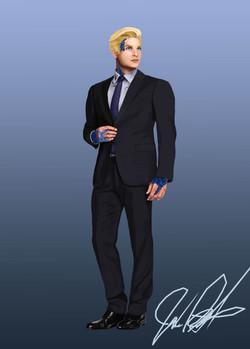 Nano-Suit