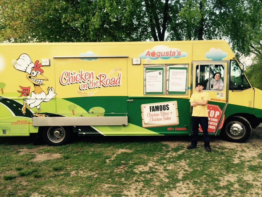 Cluck Truck Augustas Subs And Salads