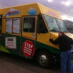 hugging truck rotating pic truck menu
