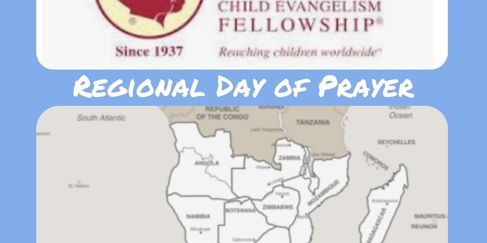 CEF Regional Day of Prayer