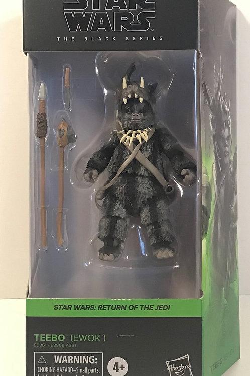 "Star Wars Black Series Teebo (Ewok) 6"" Scale Action Figure"
