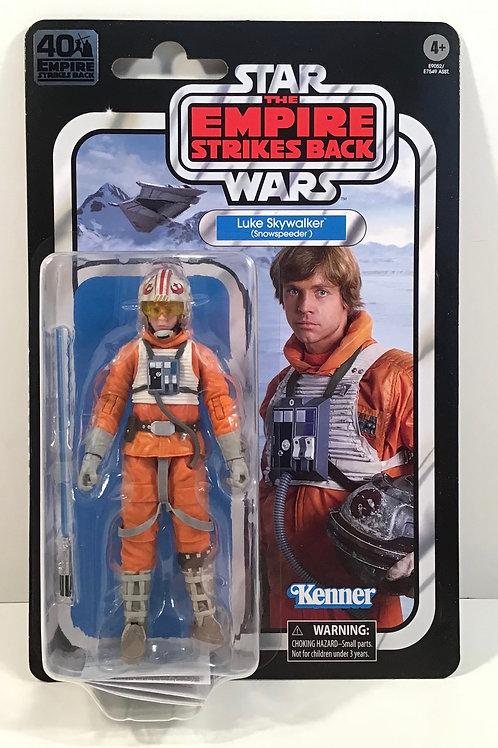 Star Wars Black Series Luke Skywalker Hoth Pilot ESB 40th 6 inch Action Figure