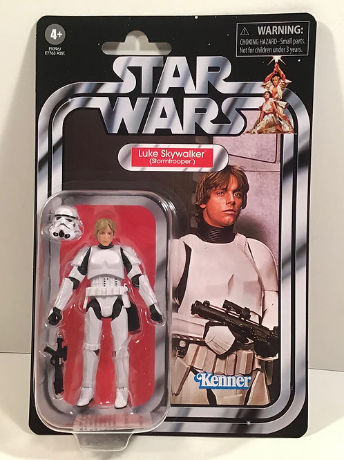 Star Wars Vintage Luke Skywalker Stormtrooper Figure