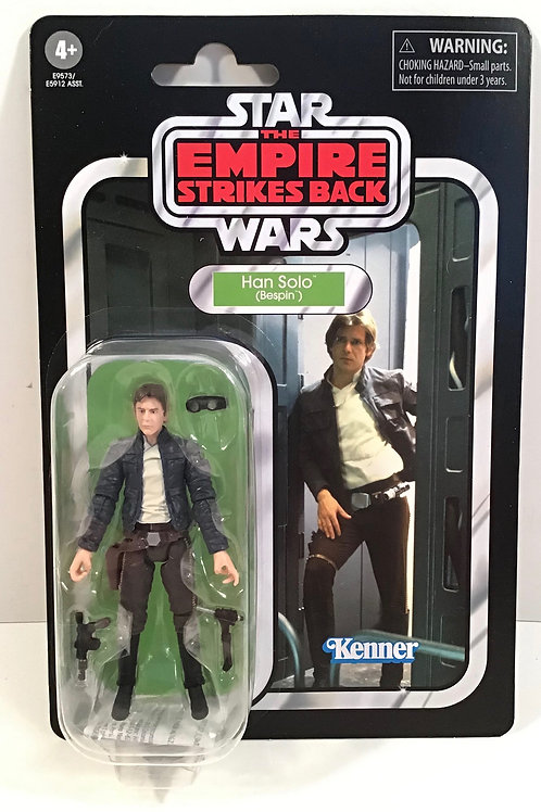 """Star Wars Vintage Collection Han Solo Bespin 3.75"""" Action Figure"""