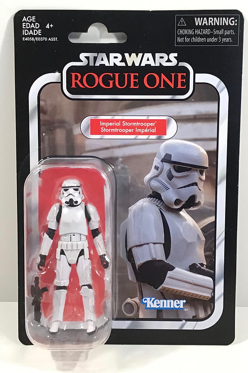 Star Wars Vintage Collection Rogue One Stormtrooper 3.75 inch Action Figure