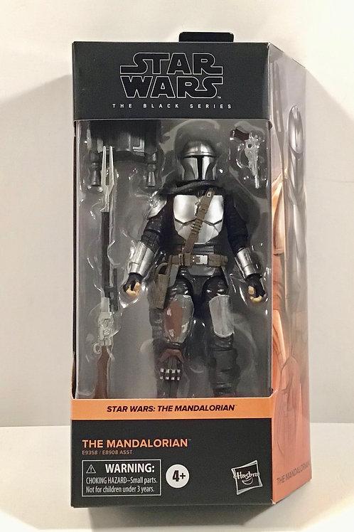 "Star Wars Black Series The Mandalorian (Beskar) 6"" Action Figure"