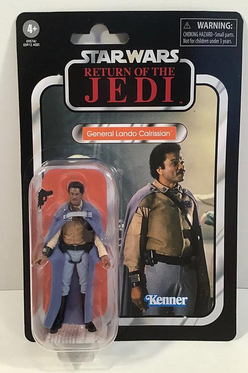 """Star Wars Vintage Collection Lando Calrissian General 3.75"""" Action Figure"""