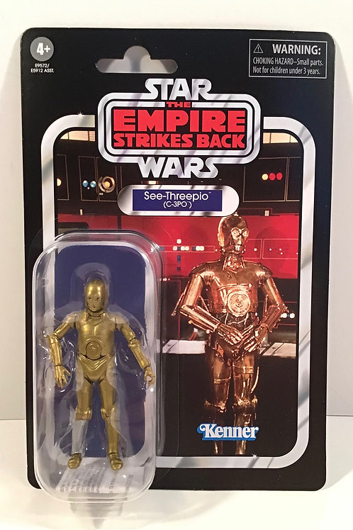 "Star Wars Vintage Collection C-3PO 3.75"" Action Figure"