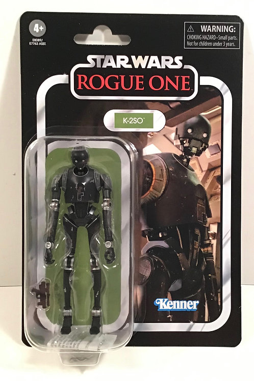 Star Wars The Vintage Collection K-2SO Figure