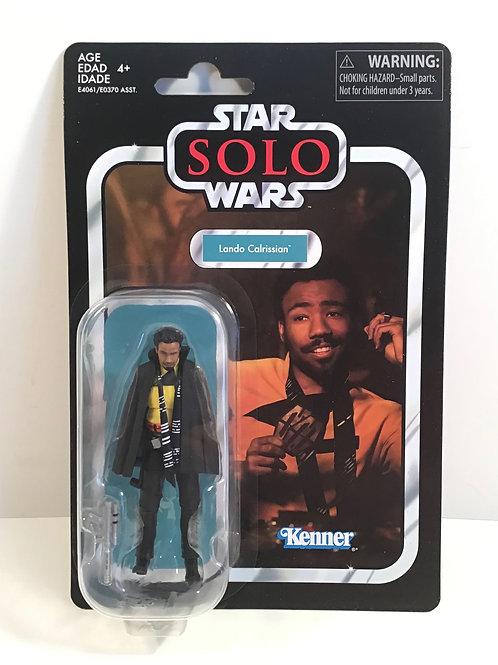 Star Wars Vintage Collection Lando Calrissian 3.75 Action Figure
