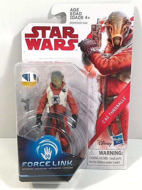 "Star Wars The Last Jedi C'ai Threnalli 3.75"" Action Figure"