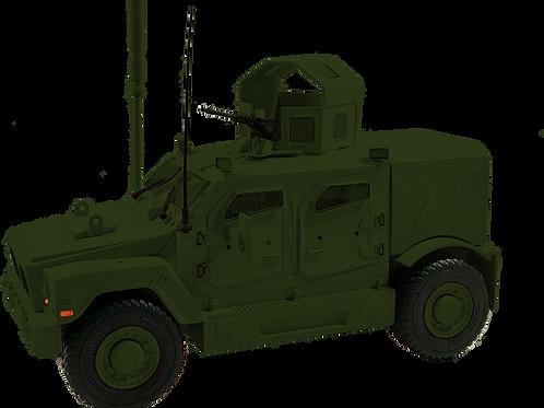 Modular Armored Range Vehicle (MARV) Army Green