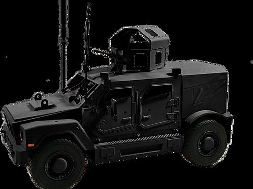 Modular Armored Range Vehicle (MARV) Stealth Black