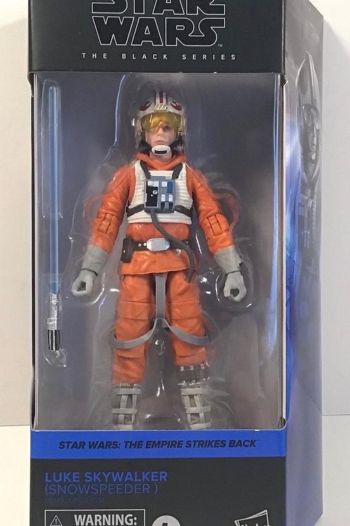 """Star Wars Black Series Luke Skywalker (Snowspeeder) 6"""" Figure"""