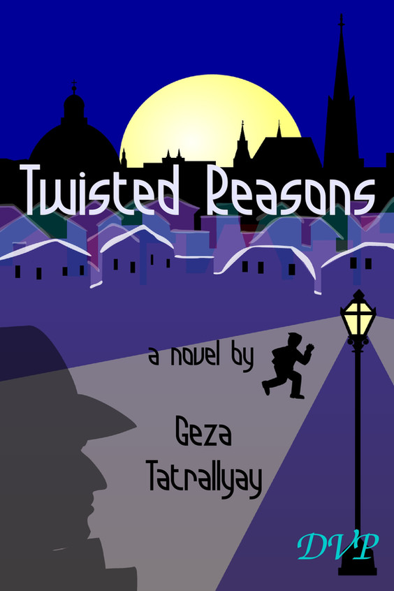 Twisted Reasons front cover 1