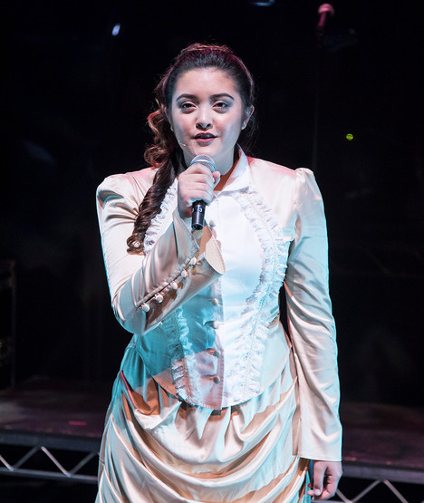 Alice Russell in Lizzie the Musical