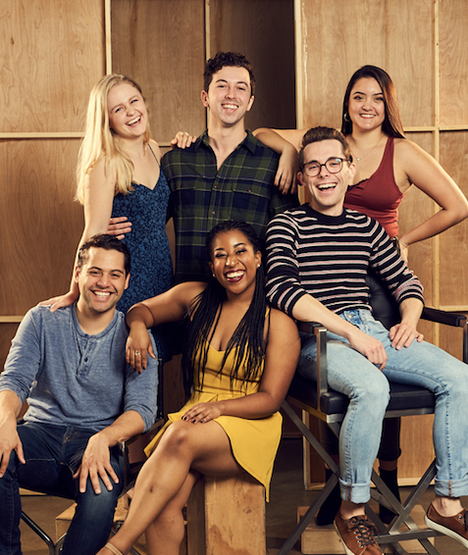 UC Irvine's BFA Class of 2019