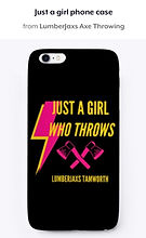 mobile cover, gifts, just a girl, iphone