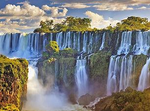 iguazu falls northern tour description