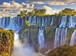 iguazu falls northern tour travel