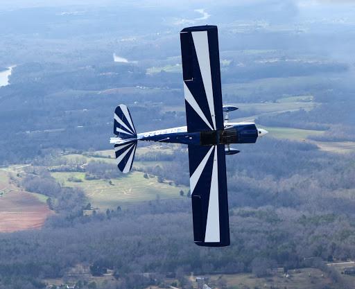 acro flight
