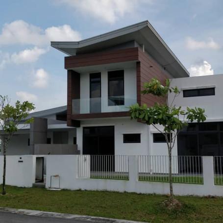New bungalow - Horizon Hills, Johor