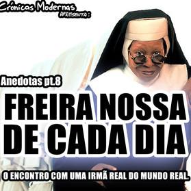 FREIRA NOSSA DE CADA DIA