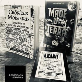 Crônicas Modernas - RESISTÊNCIA LITERÁRIA