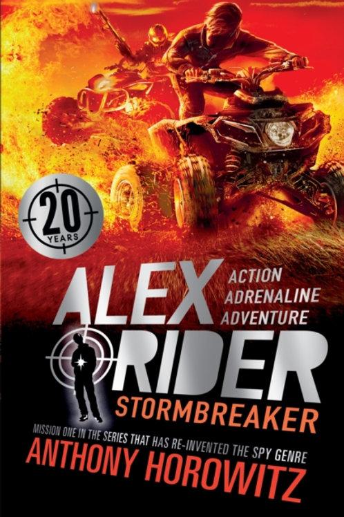 Anthony Horowitz - Stormbreaker (AGE 12+) (1st In Series)