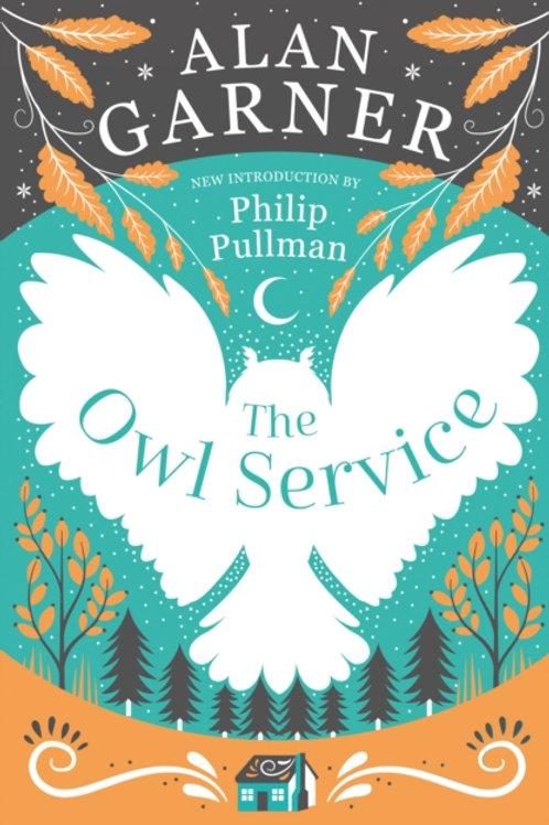 Alan Garner - The Owl Service (AGE 12+)