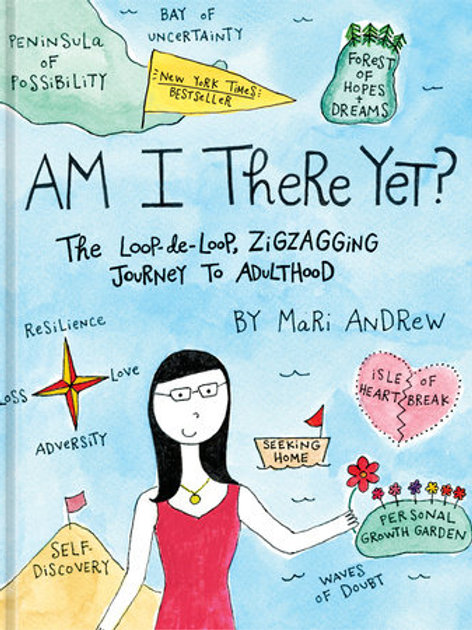 Mari Andrew - Am I There Yet? (HARDBACK)