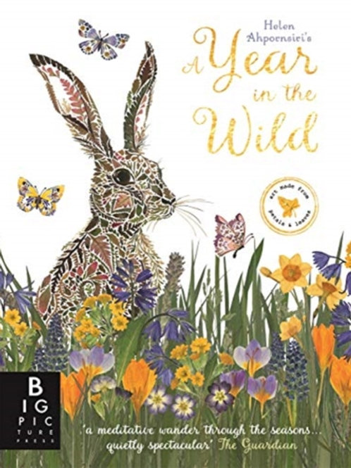 Ruth Symons - A Year In The Wild (AGE 6+)