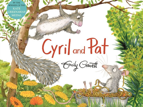 Emily Gravett - Cyril And Pat (AGE 4+)