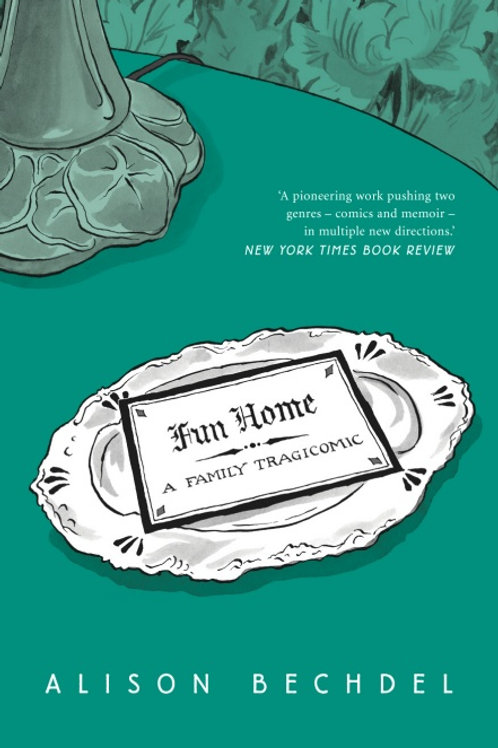 Alison Bechdel - Fun Home