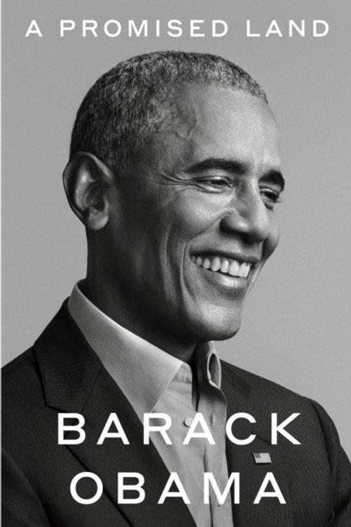Barack Obama - A Promised Land (HARDBACK)