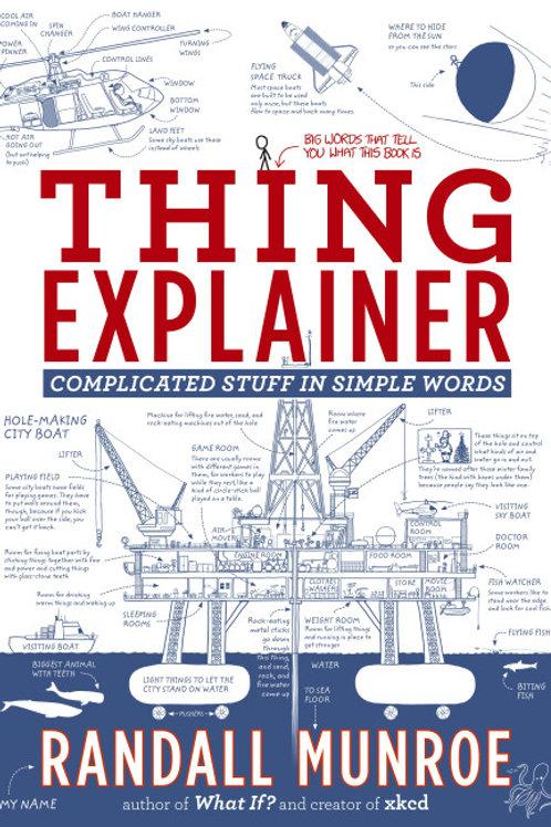 Randall Munroe -Thing Explainer