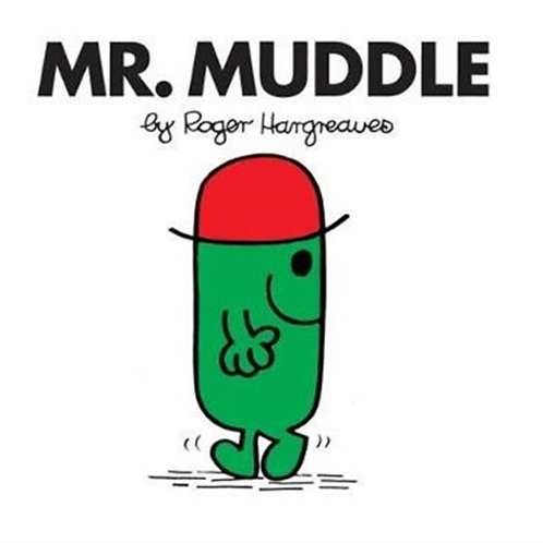 Roger Hargreaves - Mr. Muddle (AGE 3+) (Mr. Men No. 23)
