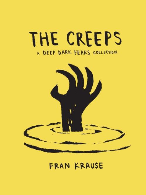 Fran Krause - The Creeps (HARDBACK)