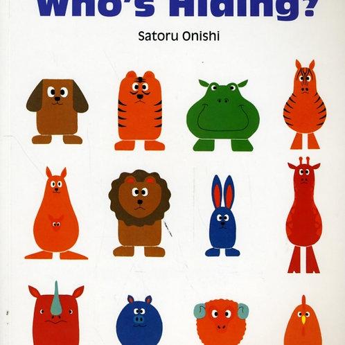 Satoru Onishi - Who's Hiding? (AGE 1+)