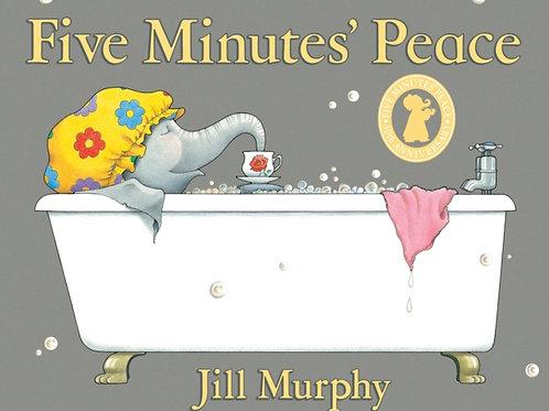 Jill Murphy - Five Minutes Peace (AGE 3+)