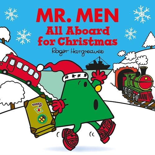 Roger Hargreaves - Mr. Men: All Aboard for Christmas (AGE 3+)