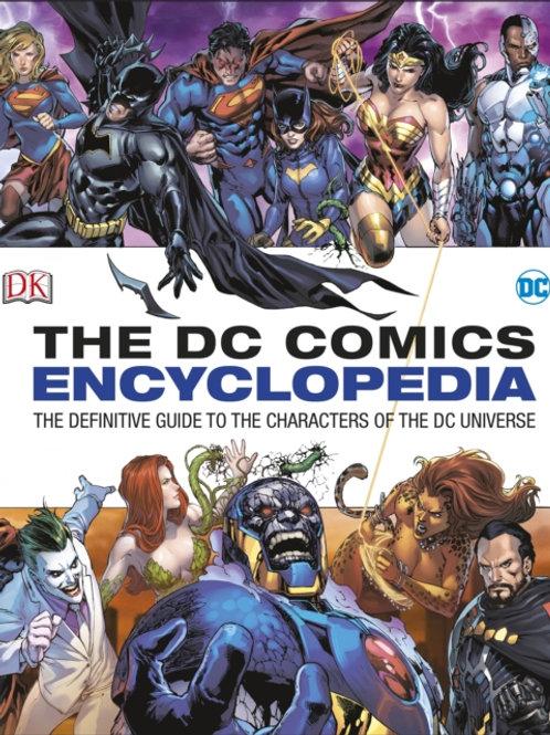 DC Comics Encyclopedia (HARDBACK)