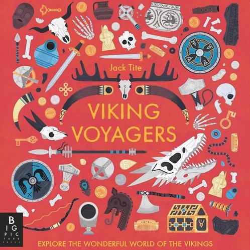 Jack Tite - Viking Voyagers (AGE 7+) (HARDBACK)