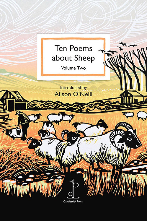 Ten Poems About Sheep Volume Two