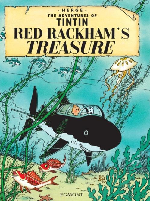 Herge - Tintin: Red Rackham's Treasure (Age 8+) (Follows: Secret Unicorn)  )