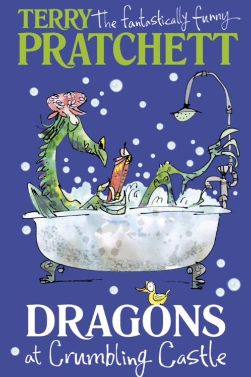 Terry Pratchett - Dragons At Crumbling Castle : And Other Stories (AGE 9+)
