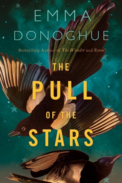 Emma Donoghue - The Pull Of The Stars (SIGNED COPY) (HARDBACK)