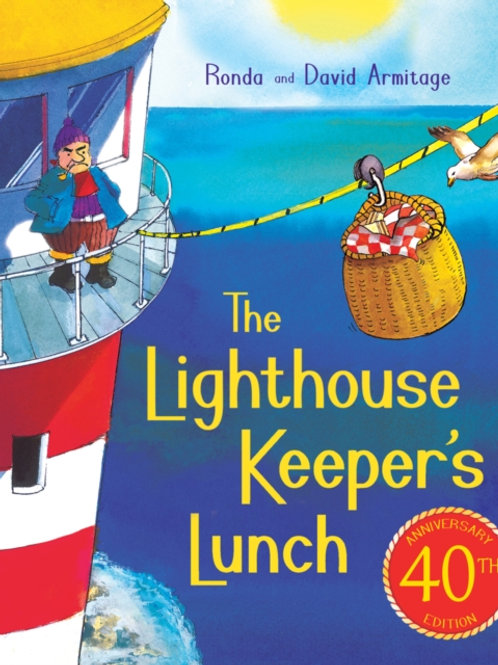 Ronda Armitage - The Lighthouse Keeper's Lunch (AGE 3+)
