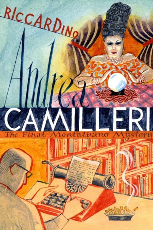 Andrea Camilleri - Riccardino (HARDBACK)